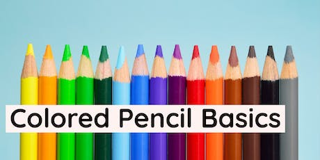 Colored Pencil Basics tickets