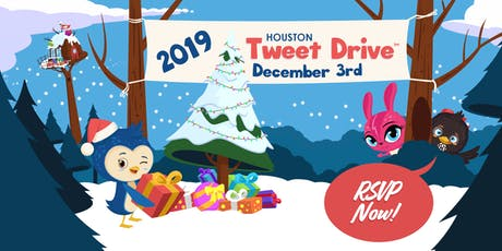 Houston Tweet Drive tickets