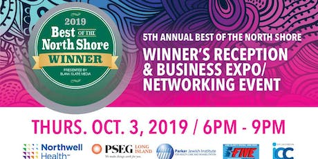 2019 Best of the North Shore Winner's Reception and Networking Event tickets