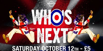 Whos Next - Tribute to The Who