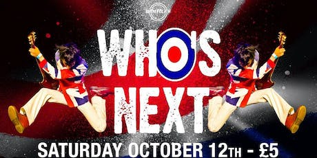 Whos Next - Tribute to The Who  tickets