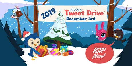 Atlanta Tweet Drive tickets