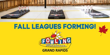 Fall Fowling League Sign Up tickets