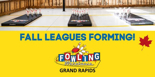 Fall Fowling League Sign Up