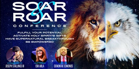 Soar and Roar Conference tickets