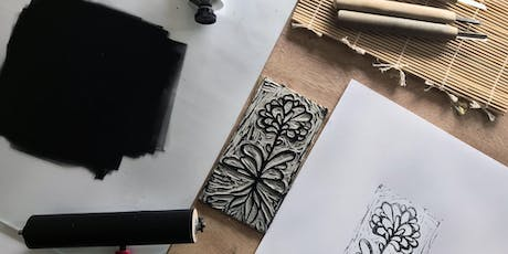 Intro to Linocut Print Making tickets