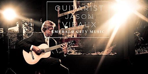 Classical Guitarist Jason Vieaux at Emerald City Music