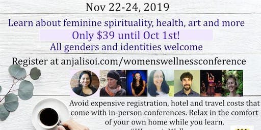 Online Women's Wellness Conference