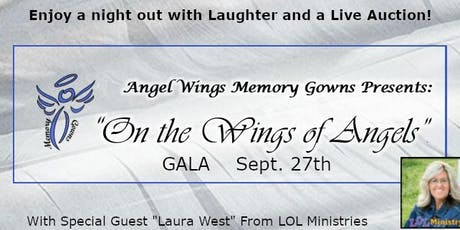 "Angel Wings ""On the Wings of Angels"" Gala tickets"