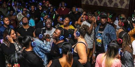 "Urban Fêtes presents: SILENT ""R&B vs TRAP"" PARTY ATL tickets"