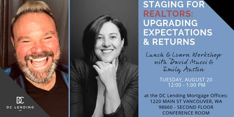 Staging For Realtors: Upgrading Expectations & Returns tickets