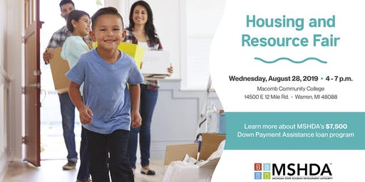 Macomb County Housing and Resource Fair