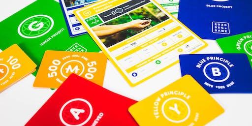 2030 Sustainable Development Goals Game - London August 2019 #SDGs
