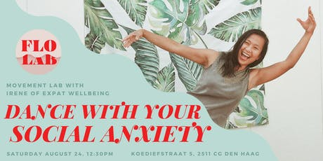 Dance with Your Social Anxiety  with Irene of Expat Wellbeing tickets