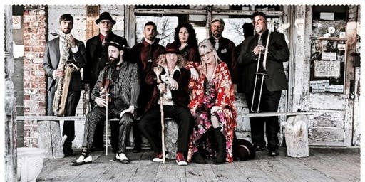 Squirrel Nut Zippers w/ The Judy Chops
