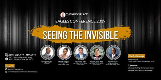 EAGLES CONFERENCE 2019