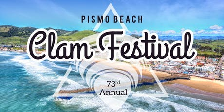 Pismo Beach 2019 Clam Festival tickets