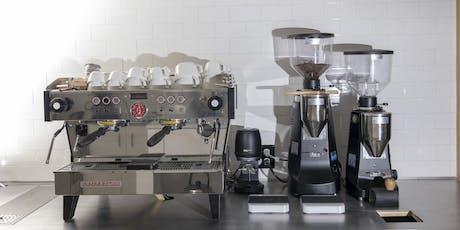 Coffee Technicians Guild Espresso Maintenance Lecture tickets