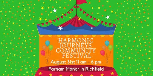 Harmonic Journeys Community Festival
