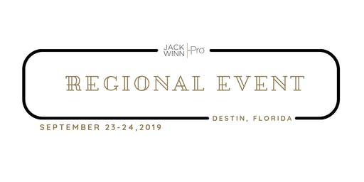 Jack Winn Pro Regional Event feat. Jack Winn & Kimberly Michelle
