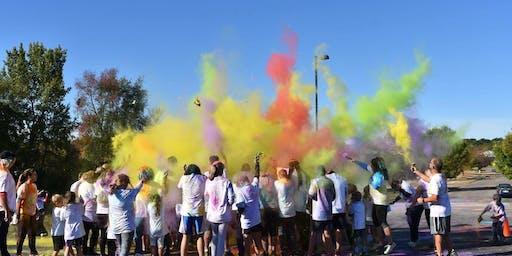 TCCS 4th Annual Color Run/Walk