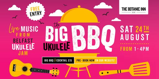 The Big Ukulele BBQ