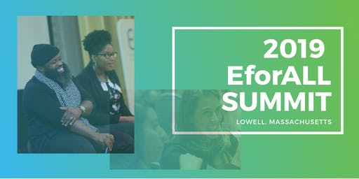 2019 EforAll Summit on Inclusive Entrepreneurship