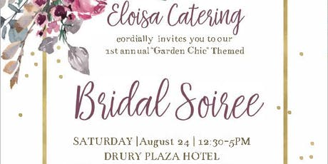 First Annual Eloisa Bridal Soiree [Open-House] tickets