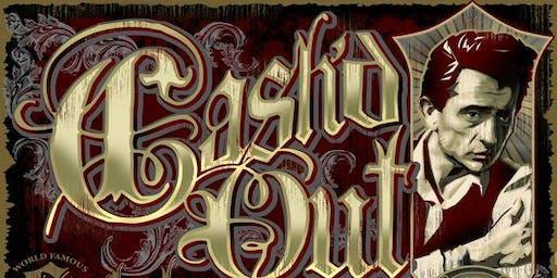 "CASH'D OUT ""Tribute to Jonny Cash"" at  Bigs Bar Sioux Falls"