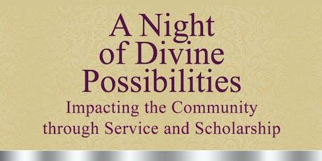 St John AMEC Annual Gala  A Night of Divine Possibilities tickets