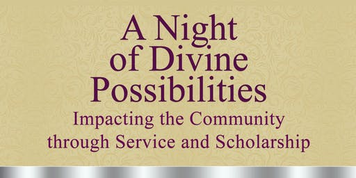 St John AMEC Annual Gala  A Night of Divine Possibilities