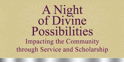 St John AMEC Annual Gala  A Night of Divine Possibilities