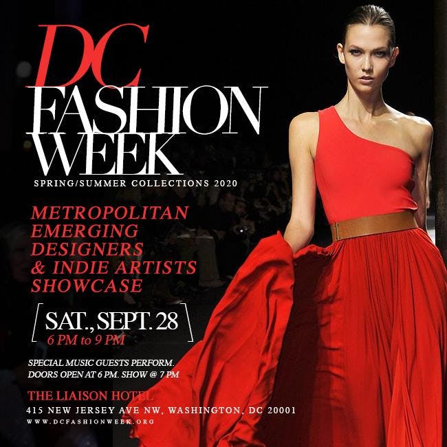 Emerging Designers Showcase Presented By Dc Fashion Week 28 Sep 2019