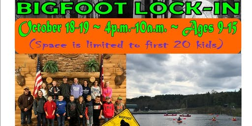 Deerassic Park Bigfoot Lock-In 2019