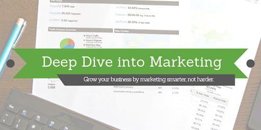 Marketing Deep Dive - 4 week course