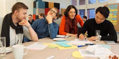 Fokus Leadership - Wachstum und Dynamiken im Startup