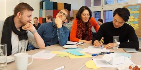 Fokus Leadership - Wachstum und Dynamiken im Startup Tickets