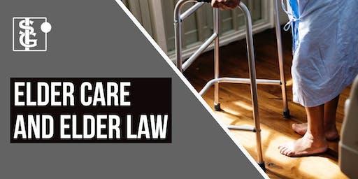 Elder Care/ Elder Law Continuing Education