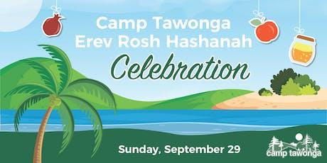 Camp Tawonga Erev Rosh Hashanah Celebration 2019 tickets