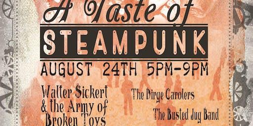 A Taste of Steampunk