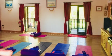 Yoga Hero Retreat - Haybergill, Cumbria - July 2020 tickets