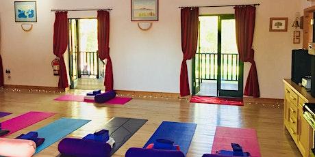 Yoga Hero Retreat - Haybergill, Cumbria - July 2020 tickets