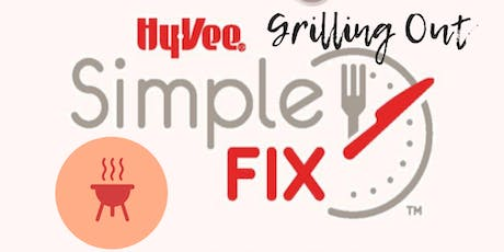 Meals for the Grill Simple Fix tickets