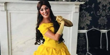 Princess for a Day Brunch with Belle  tickets