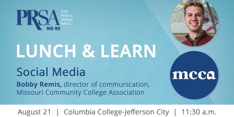 Lunch & Learn: Social Media Best Practices and Business Strategy tickets