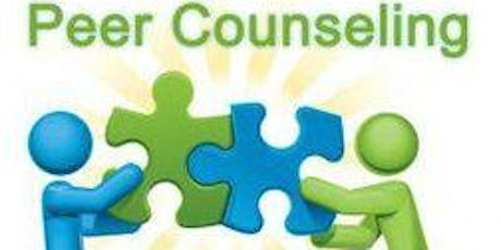 Peer Counseling Training TMHCA (FREE) September 3-4th, 2019 Knoxville tickets