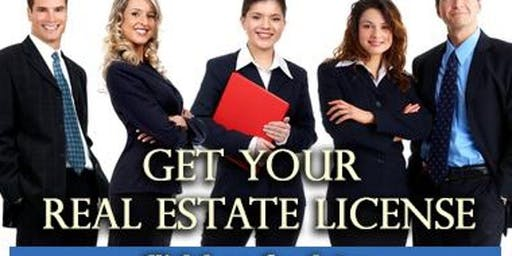 PRE LICENSING  SALESPERSON (75 Hours-#67625)
