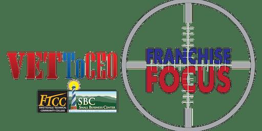 VETToCEO Franchise Focus