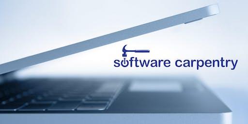 Software Carpentry Workshop