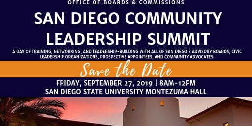 San Diego Community Leadership Summit